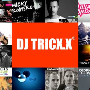Electro House 2012 (Favorites Mix) - DJ TRICX.X.