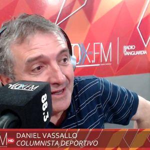 #ElDedoEnLaLlaga|Columna deportiva de Daniel Vassallo|26/06/2017