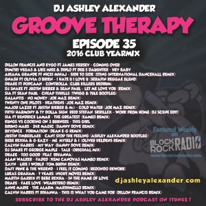 Groove Therapy Episode 35 - 2016 Yearmix