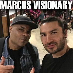 Killa Podcast V.123 (discussion edition: Marcus Visionary)