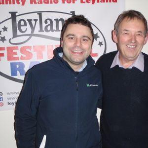 Breakfast w. Keith Bradshaw 11/01/2017 (guest Jonathan Carswell, MD of Leyland's www.tenofthose.com)