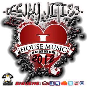 Set/I Love House & I Love Summer - Deejay Jitiss (Julio-2012)
