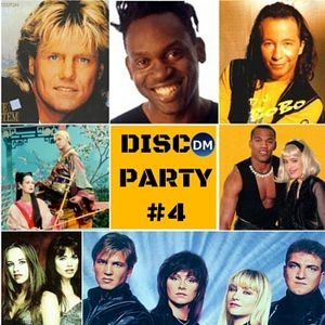 Disco Party #4 - Party In The House Of Love