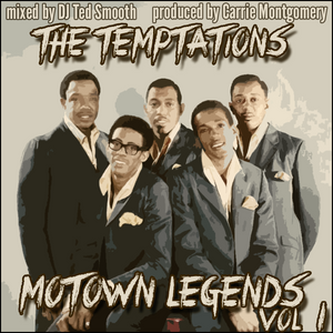 The Temptations - Motown Legends Vol 1