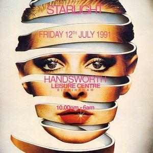Mickey finn @ Starlight, Birmingham 1991