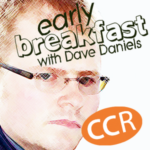Early Breakfast - #HomeOfRadio - 20/01/17 - Chelmsford Community Radio