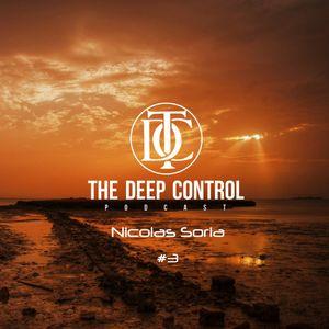 Nicolas Soria - The Deep Control podcast #3