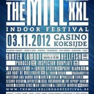 Uur Obscuur 108 :: The Mill XXL Indoor Festival