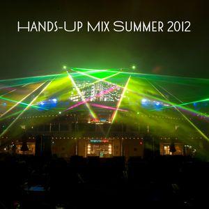 Hands-Up-Mix Summer 2012