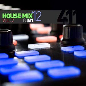 DJ411-House mix'12