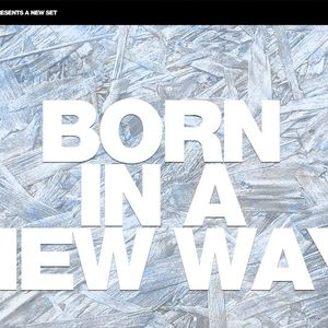 Born In A New Way (21.06.2011)