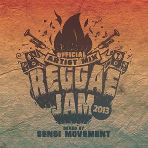 Reggae Jam Festival 2013 - Official Artist Mix