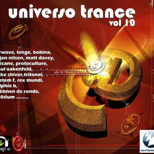 universo trance vol 10 cd 2. mixed by jesus dj.