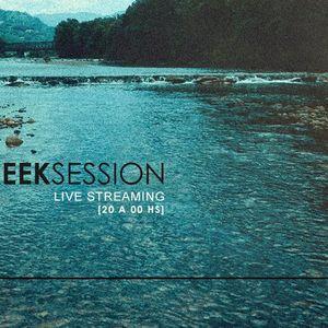 Creek Session - Primeros minutos (no salieron en la transmisión)