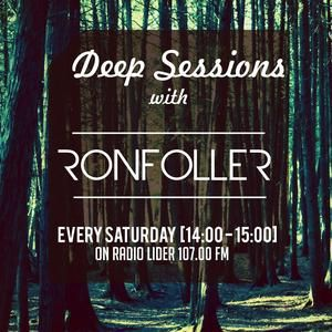 Deep Sessions with Ronfoller - 27 july 2013 - radio Lider 107 FM (Baku)