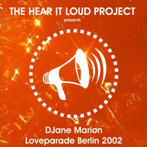 DJane Marion - Loveparade Berlin - 2002