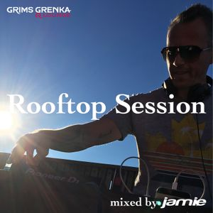 Q Lounge Rooftop Session mixed by Jamie (Continuous DJ mix)