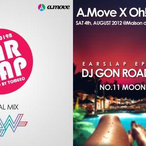 EARSLAP - EP19B: Guest Mix DJ GON