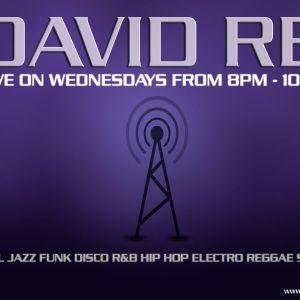 David RB On Trax FM! - 22nd June 2016