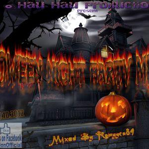 Halloween Night Party Mix 2012_-_31.10.2012