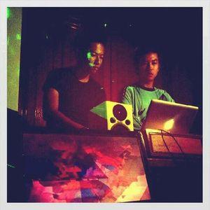 Jass & Azri Island Underground Frequency LIVE at Paradise Circus 1.7.2012