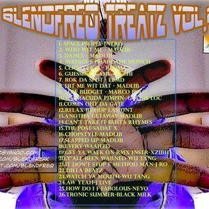 Blendfreq Treatz vol 2 sample
