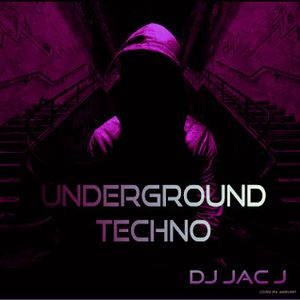 DJ Jac J Dark Underground Techno Mini Session Vol. 6