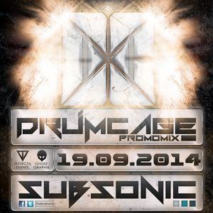 Drumcage Promomix #04 - Eloquence