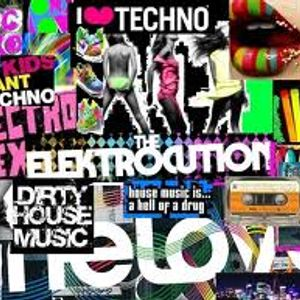 Electro-techno session@home part two