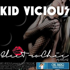 KID VICIOUS: ELECTROCHIC 14/06/2012