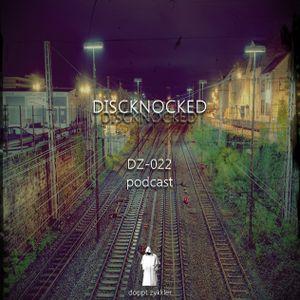 Discknocked - DZ-022 Podcast