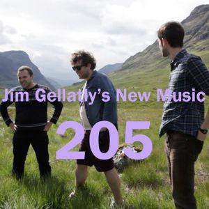 Jim Gellatly's New Music episode 205
