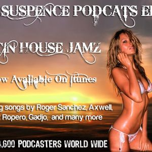 DJ Suspence Podcast Latin House Jamz