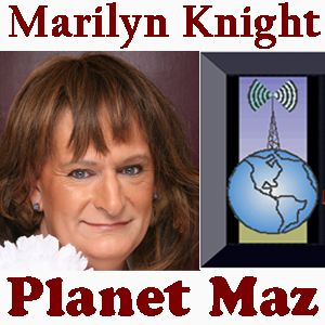 Planet Maz with Marilyn Knight 21 The acceptance of transpeople