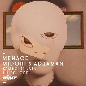 Menace : Midori Invite Adjaman - 11 juin 2016