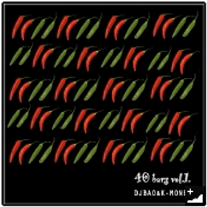 40 bars vol.1 /DJ BAO&k-MONEY 2010