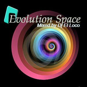 Techno Evolution Space 08-2012 - Mixed by Dj El Loco