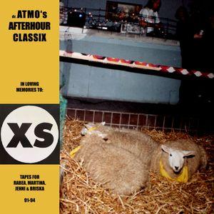XS - dr.ATMO'S Afterhour Classix (Tapes for Rabea,Martina,Jenni & Briska 91-94) Exclusive