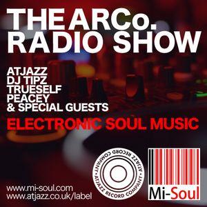 The ARCo. Radio Show / Mi-Soul Radio / Thu 3pm - 5pm / 25-07-2013