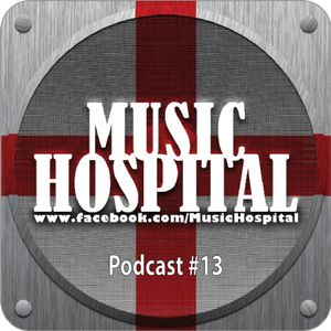 Music Hospital Podcast #13 Dezember 2015 Mix by JurieMember