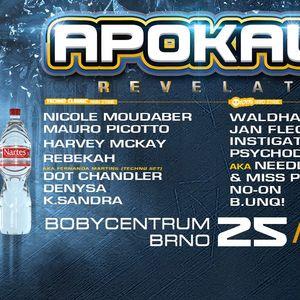 DJ NO-ON @ APOKALYPSA 41 - live