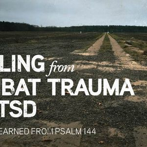 Healing from Combat Trauma and PTSD [Psalm 144]