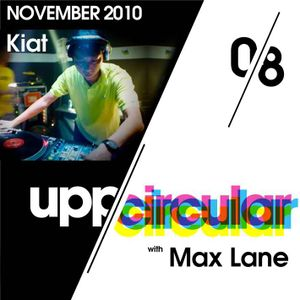 Upp/Circular podcast 08 - Featuring Max Lane and Kiat