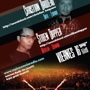 Stiben Dapper - Progressive Planet Radio Broaqdcast #005 Dec 2011