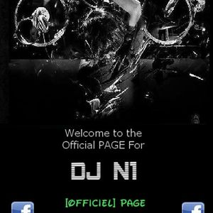 """DJ N-ONE  """" The Wave """"  001"""