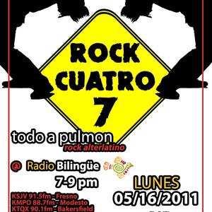 16 de mayo del 2011 (1) / Disco Ruido! / El Marauder / Calle 13 / Mute / Fortaleza