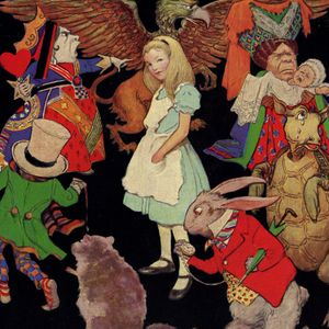 Go Ask Alice... (Wonderland Songs and Tales from the Darkest Depths of the Rabbit Hole)