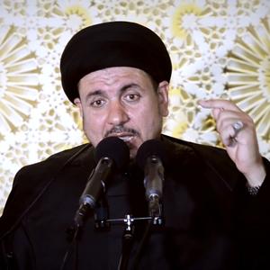 السيد هشام البطاط اليلة الخامسة مضيف ابا الفضل العباس – تسجيل علي خضير 1437