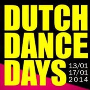 Fedde le Grand - Dutch Dance Days (SlamFM) - 16.01.2014