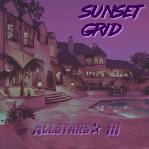 Vapor 2 - Sunset Grid (Vaporwave, Future Funk, Ambient) by